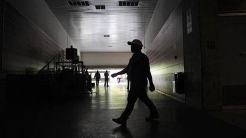 Venezuela, quasi tutto il Paese al buio per tre ore