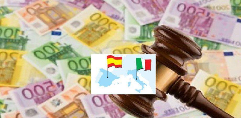 Spread: Spagna vicina all'aggancio, sull'Italia pesa l'incertezza politica