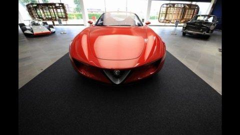 """Fiat, Marchionne: """"Non costruiremo mai le Alfa Romeo fuori dall'Italia"""""""