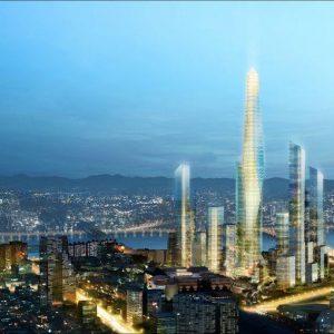 Corea del Sud, a Seul il primo grattacielo invisibile del pianeta