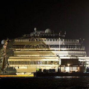 """Concordia rimessa in piedi, Letta si congratula: """"Orgoglio italiano"""""""