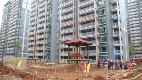 Cina, cresce la bolla immobiliare: ad agosto nuovo record