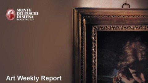 14° report della Banca Mps – Mercato dell'arte in crescita nel primo semestre 2013