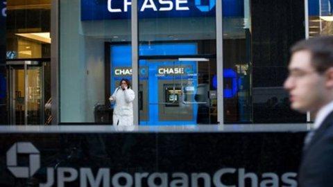JP Morgan dovrà pagare una multa da 920 milioni di dollari per lo scandalo 'London Whale'