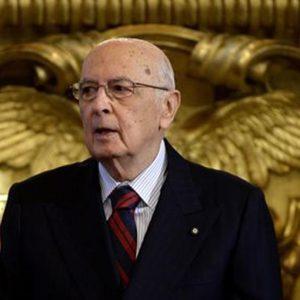"Dimissioni Pdl, Napolitano: una decisione ""improvvisa e inquietante"""