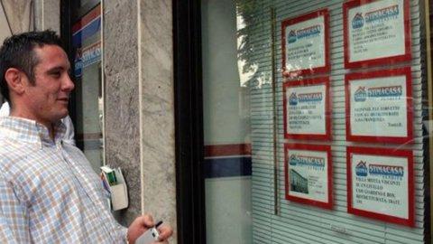 Abi: raddoppia l'erogazione di mutui nel 2015