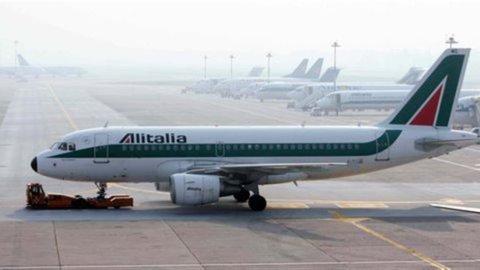 """Alitalia, Mancuso: """"Con Air France nessun futuro, puntare su Etihad"""""""