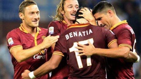 Borsa, A.S. Roma: dopo il 3-0 all'Inter le azioni volano in rialzo del 15%