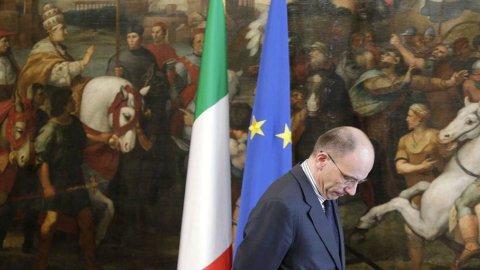 """Letta: """"Lunedì sbloccherò la situazione"""". E Renzi: """"Era ora"""""""