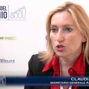Claudia Segre lascia Credem per Global Thinking Foundation
