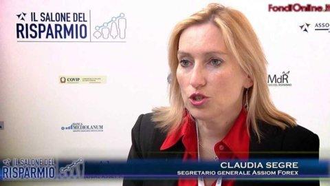 """Claudia Segre (Assiom Forex): """"Spread, il trend è favorevole ma sarà dura scendere sotto quota 200"""""""