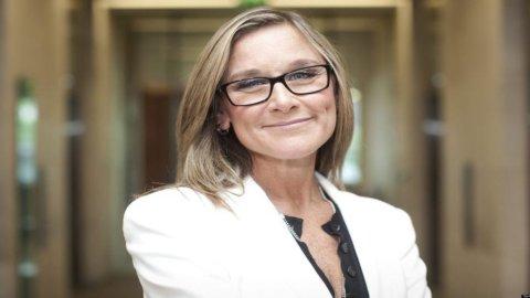 Apple: Angela Ahrendts, la nuova manager da 68 milioni di dollari