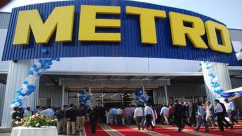 Metro, il gigante tedesco lascia l'Inghilterra e scommette sull'Italia