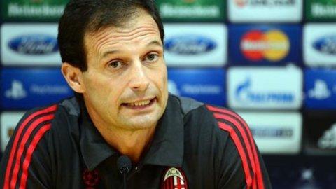 Milan: vincere a Catania pensando al big match di Barcellona