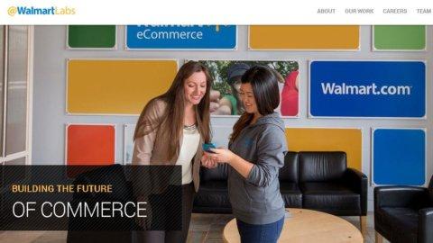 E-commerce, tra Walmart e Amazon è sfida aperta