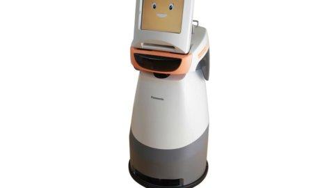 Giappone, in ospedale arriva l'infermiere robot di Panasonic