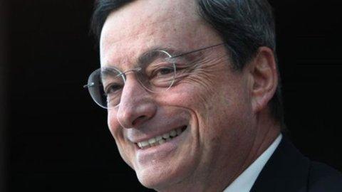 Draghi: taglio i tassi e lo farò ancora