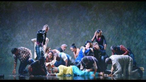 Mantova: dal 23 novembre il video artista Bill Viola, con The Raft