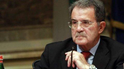 """Prodi: """"Ora serve il Mattarellum"""""""