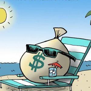 Paradisi fiscali: l'Ue prepara la black-list