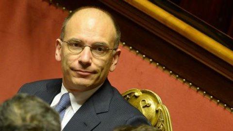 Dopo Berlusconi, sulla strada di Letta c'è l'agenda Renzi