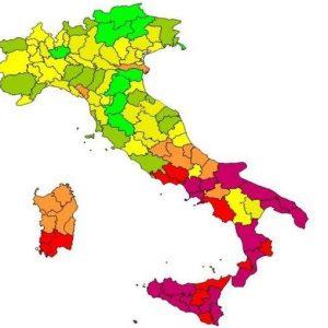 Qualità della vita: Trento prima in classifica, Napoli ultima