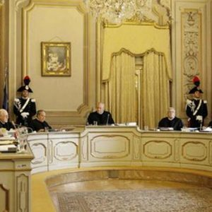 Porcellum, inizia l'esame della Corte Costituzionale