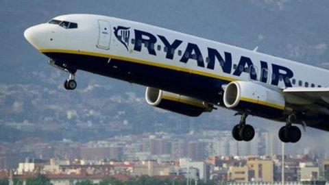 Ryanair: traffico a ottobre +15% e tasso di riempimento in crescita