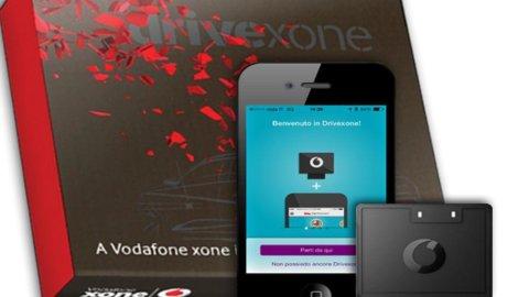 Vodafone: nasce Drivexone per monitorare la propria auto attraverso lo smartphone