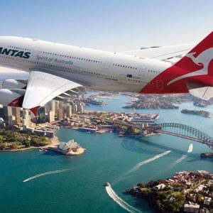 Qantas, realtà virtuale sull'aereo