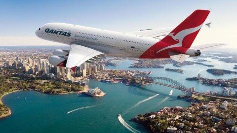 Qantas shock: la regina dei cieli licenzia mille dipendenti