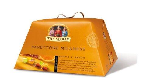 I panettoni Tre Marie passano da Sammontana a Galbusera