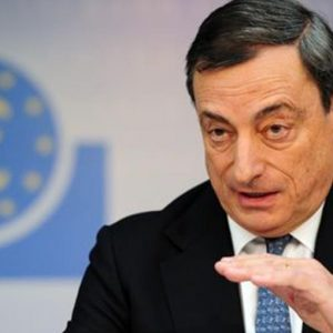 Bce, Draghi: tassi bassi e non solo