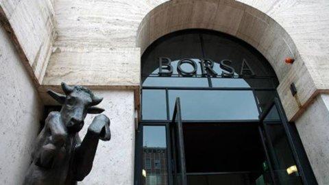 Draghi delude le Borse: in forte ribasso soprattutto le banche