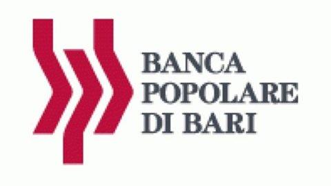 Popolare Bari verso Spa, ricapitalizzazione e borsino secondario