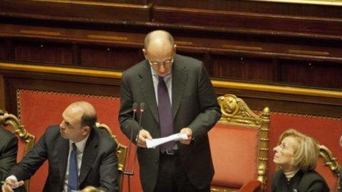 Il Governo abolisce il finanziamento pubblico dei partiti