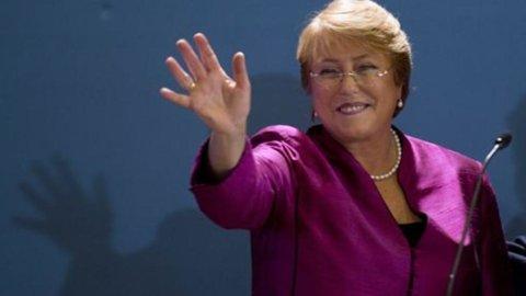Michelle Bachelet torna alla guida del Cile