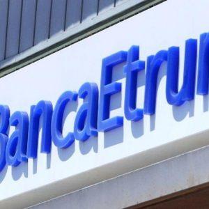 Banca Etruria, perquisizioni in corso nelle società finanziate