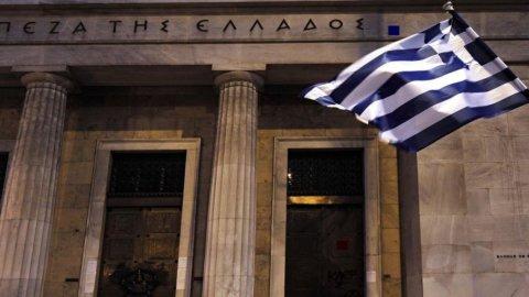 Grecia fuori dalla recessione nel 2014