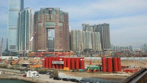 Cina, la bolla edilizia dello sviluppo a tutti i costi rischia di scoppiare
