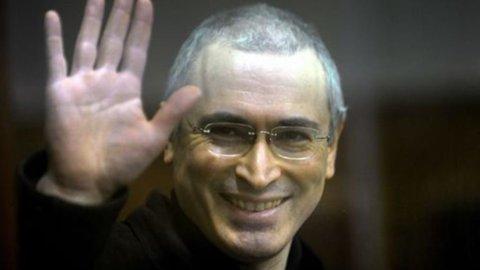 Russia: Putin firma la grazia, Khodorkovsky è libero