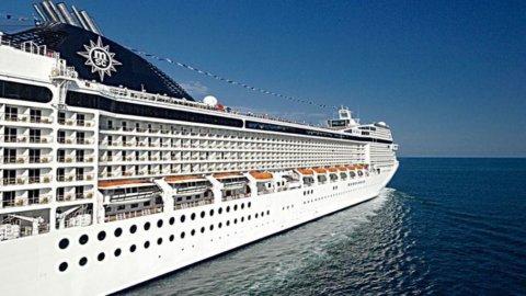 Msc-Fincantieri, 200 milioni per il restyle di 4 navi