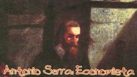 """Cosenza, Stand Up Calabria celebra i 400 anni dal """"Breve trattato"""" di Antonio Serra"""