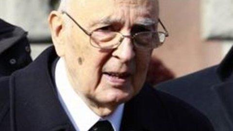 """Napolitano: """"Più rigore sui decreti, valutare emendamenti"""""""