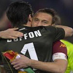Juve-Roma, l'eterna sfida Totti-Buffon