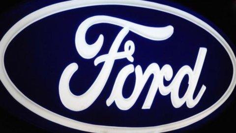 Usa, nel 2013 vendite Ford oltre +10%