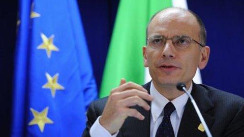 Letta: patto di governo in 20 giorni, Renzi accelera sulla riforma elettorale