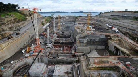 Panama: consorzio Impregilo propone soluzione all'Autorità del Canale