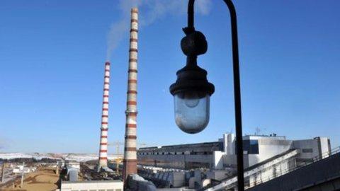 Terna: consumi di elettricità -1% a gennaio