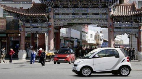 Cina, anche nel 2013 è il primo mercato per le auto